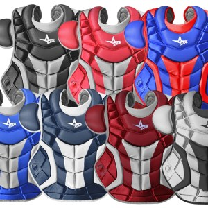 """All-Star - CP30PRO - System 7 Adult 16.5"""" Chest Protector"""