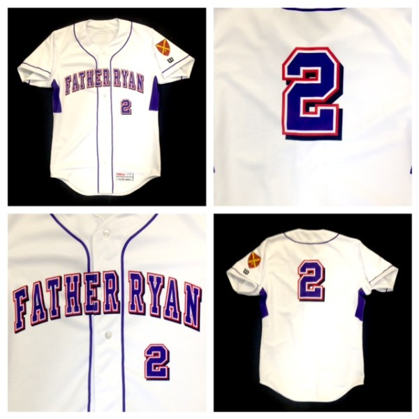Father Ryan Custom Jersey Button-Up