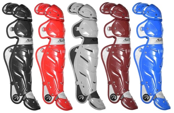 All Star LG30WPRO System 7 Adult Leg Guards