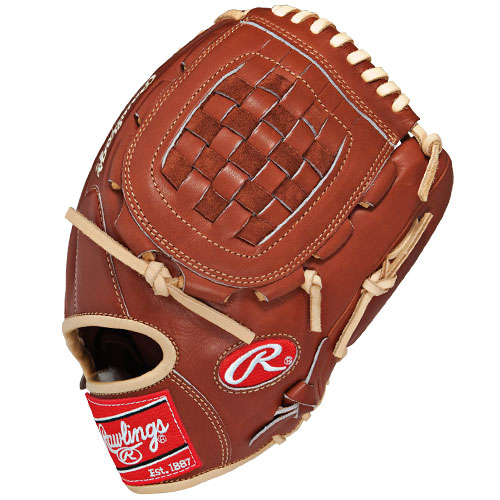 """Rawlings Pro Preferred 12"""" Pitcher's Glove - PROS20BR"""