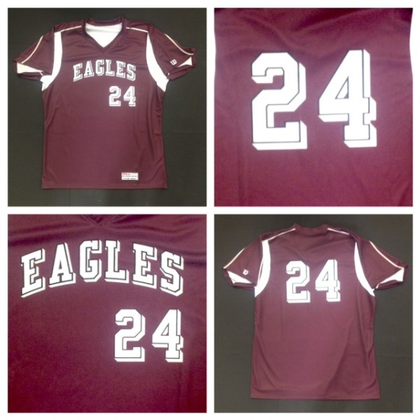 Eagleville Custom Jersey Pull-Over (Style 3)