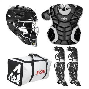 All Star CK1216S7 - Young Pro 12-16 System 7 Catcher's Set