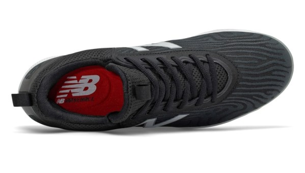 New Balance - FuelCell COMPv2 Black Hybrid Baseball Cleats (LCOMPBK2)