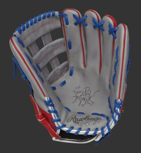 """Rawlings Puerto Rico HOH 12.75"""" Outfield Glove (PRO3039-6PR)"""