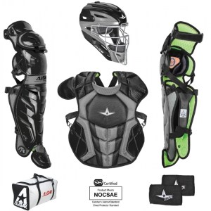 All Star S7 AXIS™ 12-16 Young Pro Catching Kit (CKCC1216S7X)