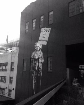 High Line Love is the Answer