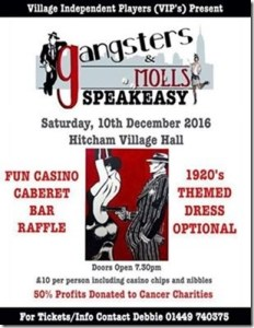 Gangsters and Molls Speakeasy
