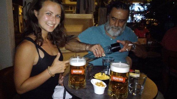 Pivo v Řecku