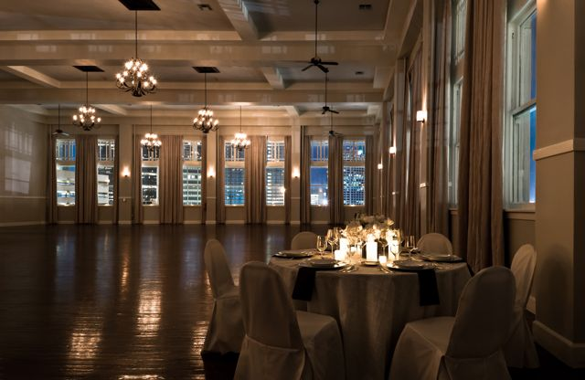 Dallas Area Wedding Location The Room On Main Hitched