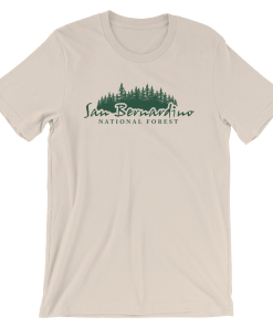 Authentic San Bernardino National Forest T-Shirt