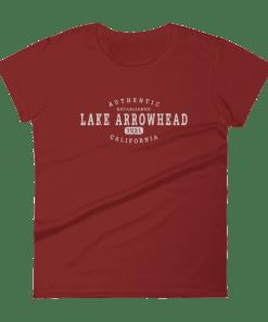 Authentic Lake Arrowhead T-shirt