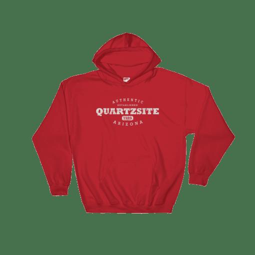 Authentic Quartzsite Hooded Sweatshirt