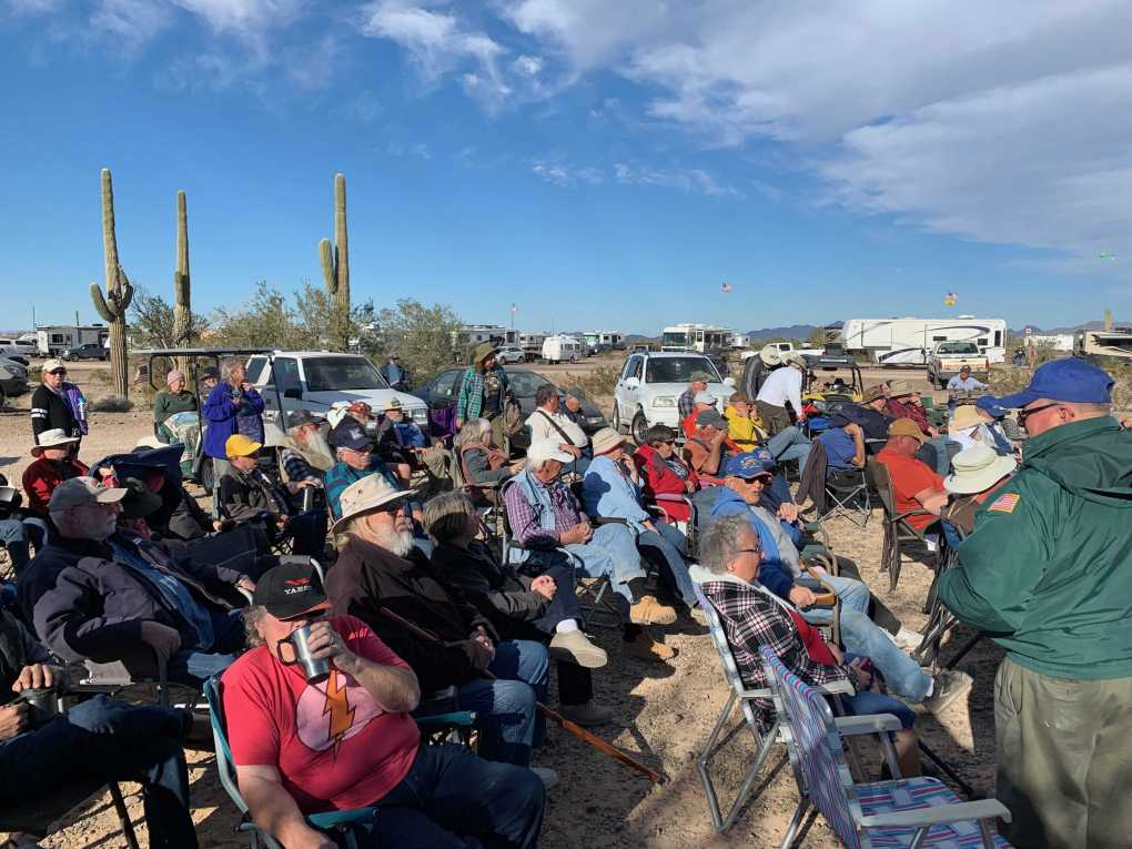 Quartzfest 2019 Evening Gathering