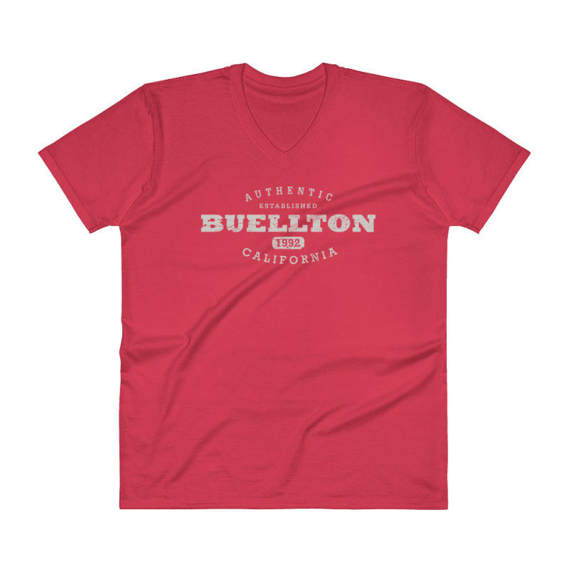 Authentic Buellton V-Neck (Men's)