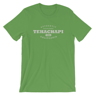 Authentic Tehachapi T-Shirt (Unisex)