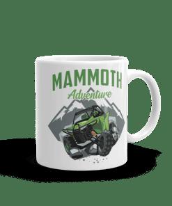 ATV/UTV Mammoth Lakes Camp Mug 11 oz Handle Right