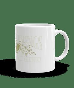 Original Running Springs Camp Mug 11oz Handle Right