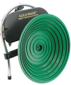 Gold Magic 12-E Spiral Gold Recovery System