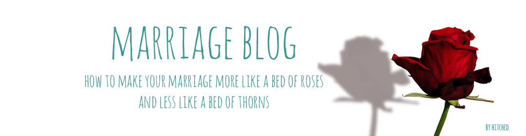 The marriage blog talks about marriage issues and brings marriage advice.to help you make you marriage more like a bed of roses and less like a bed of thorns