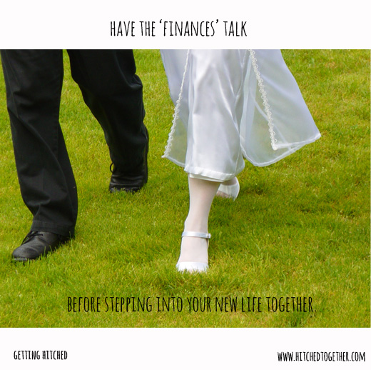 Why You Should Have the Finance Talk Before Getting Hitched