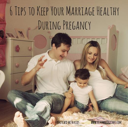 6 Tips to Keep Your Marriage Healthy During Pregancy