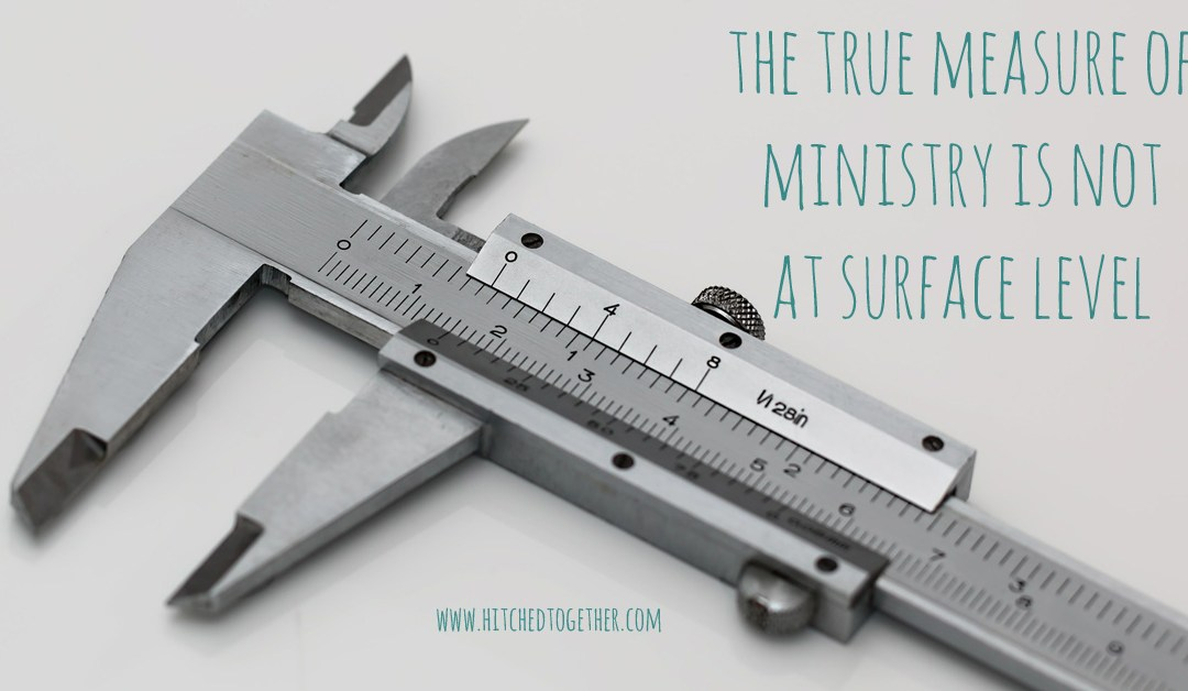 Measuring Ministry