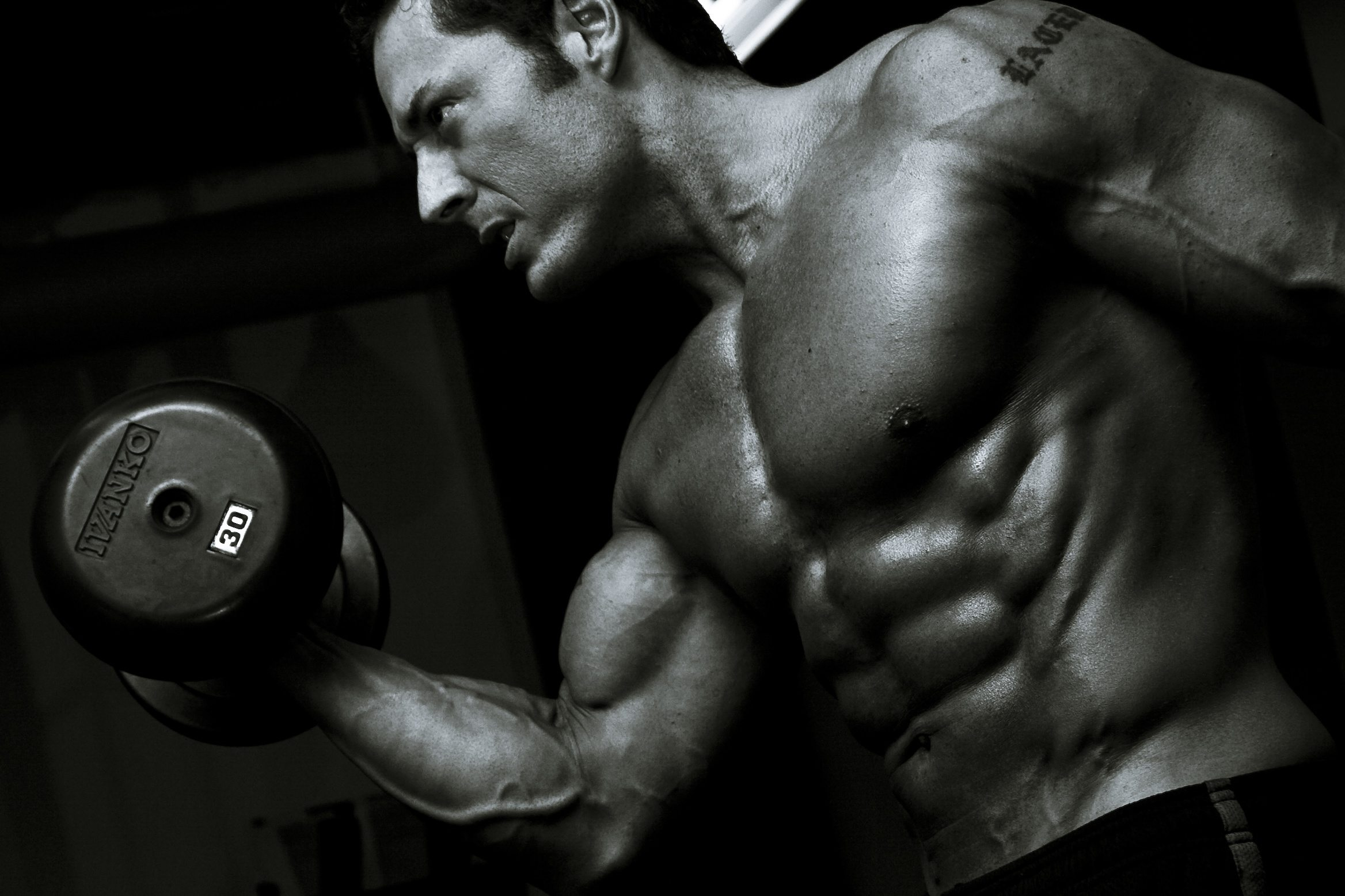 Drop Sets to Add Muscle and Get Ripped