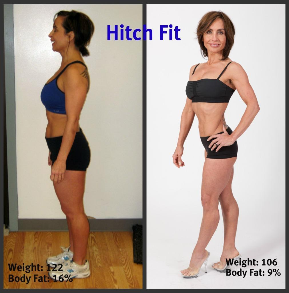 Weight Loss Over 40 | 45 Year Old Hot Mom Sheds Fat