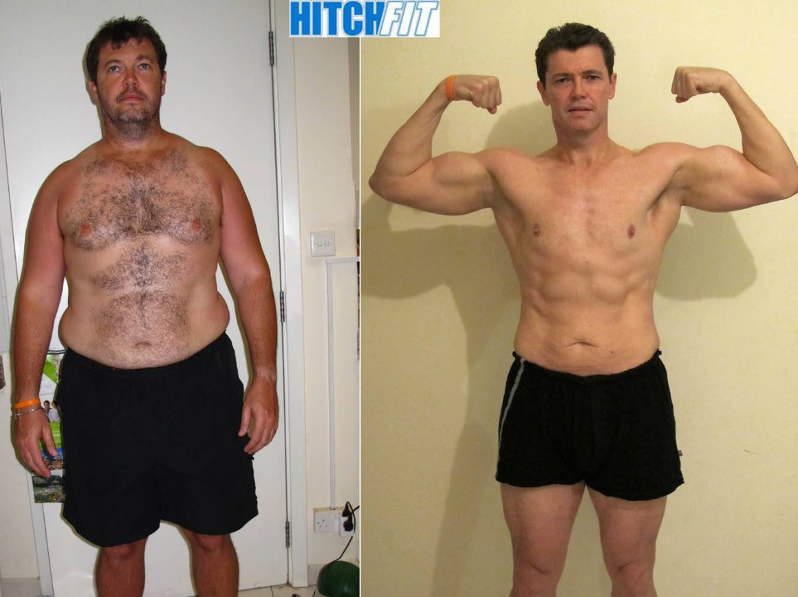 Amazing Australian Weight Loss- From Flab to Abs