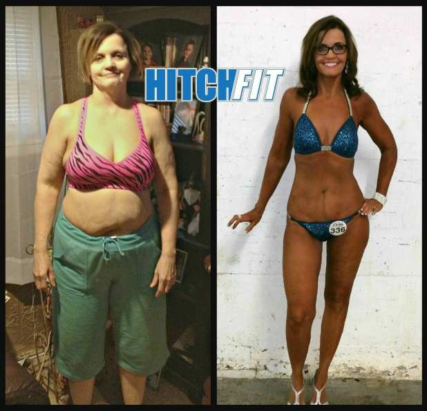 Fit over 60 women