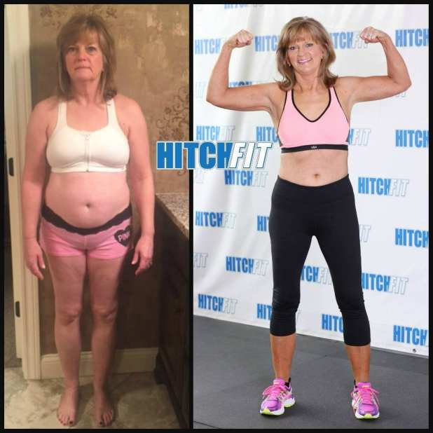 weight loss over 60