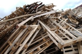 Wood Packing Waste