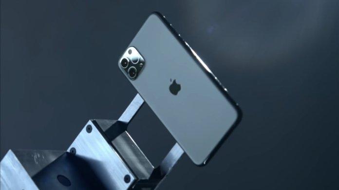 iPhone 11 Pro Production