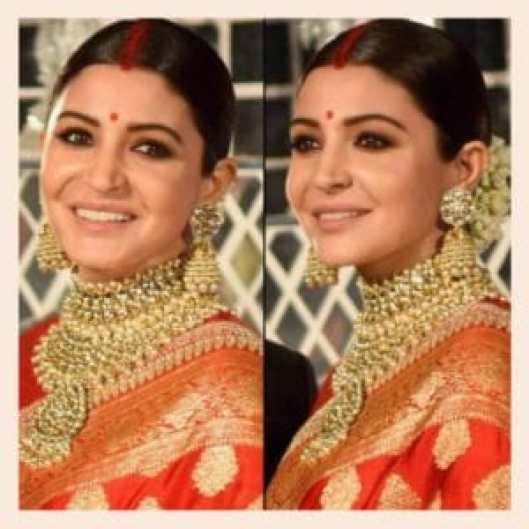 Check out pictures from Anushka Sharma - Virat Kohli reception! 5