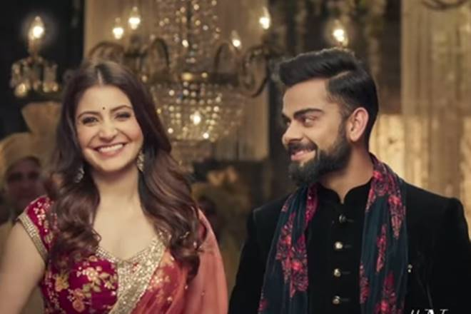 Check out The Images & Videos of Virat Kohli - Anushka Sharma Marriage 1