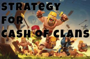 Clash of clans strategies
