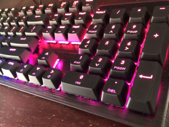 Cooler Master Keyboard