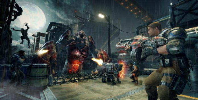 Gears of War 4 image 1