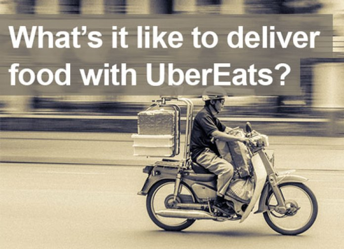 Ubereats Driving: Everything About Uber Food Delivering 1