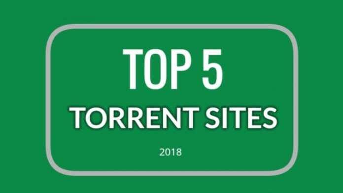 top 5 most active and best torrent sites 2018