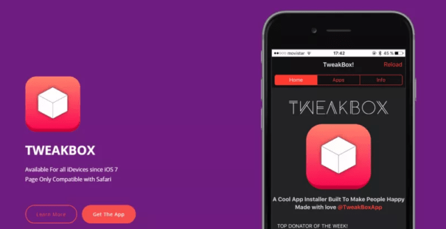 Tweakbox for Android, iOS, and PC