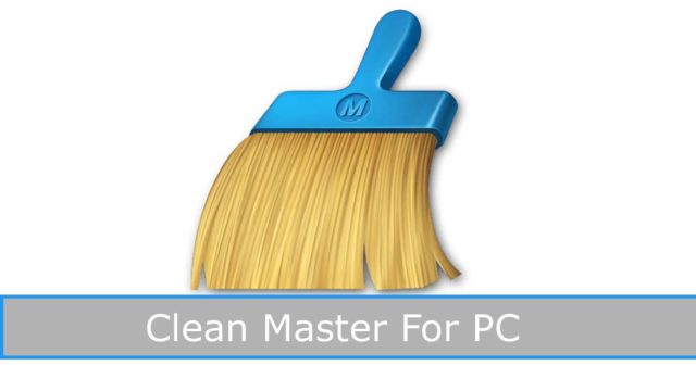 Download Clean Master for PC/Windows 10, 7, 8/8.1 free 1