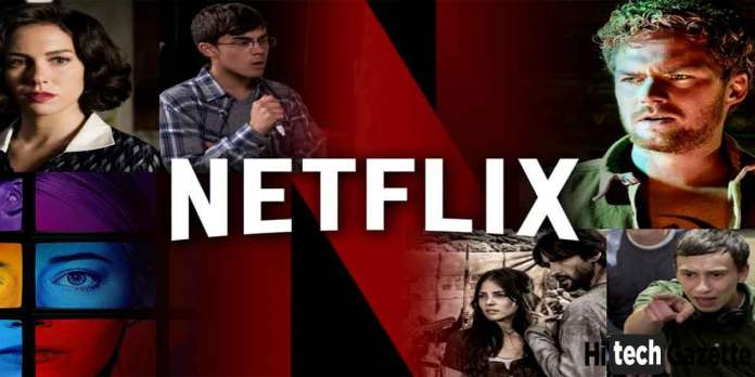 Best shows on Netflix righ now