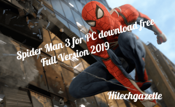 How to download Spider Man 3 For PC