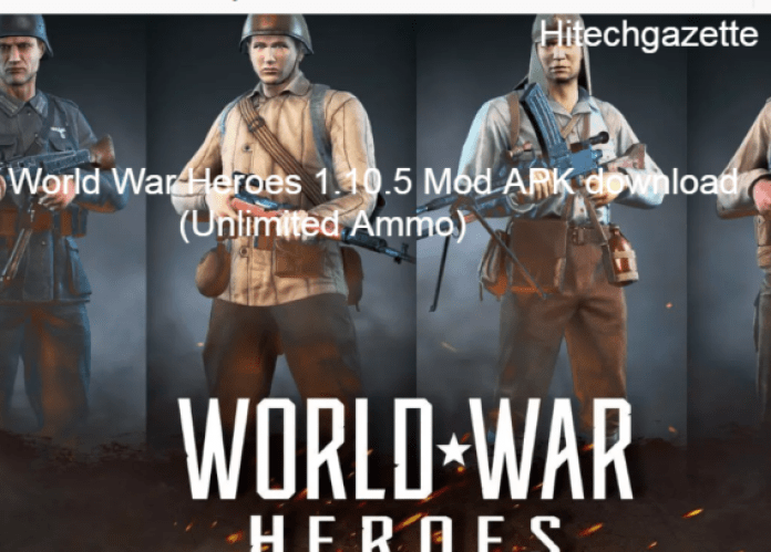 How to download and install the World War Heroes Mod Apk on Android