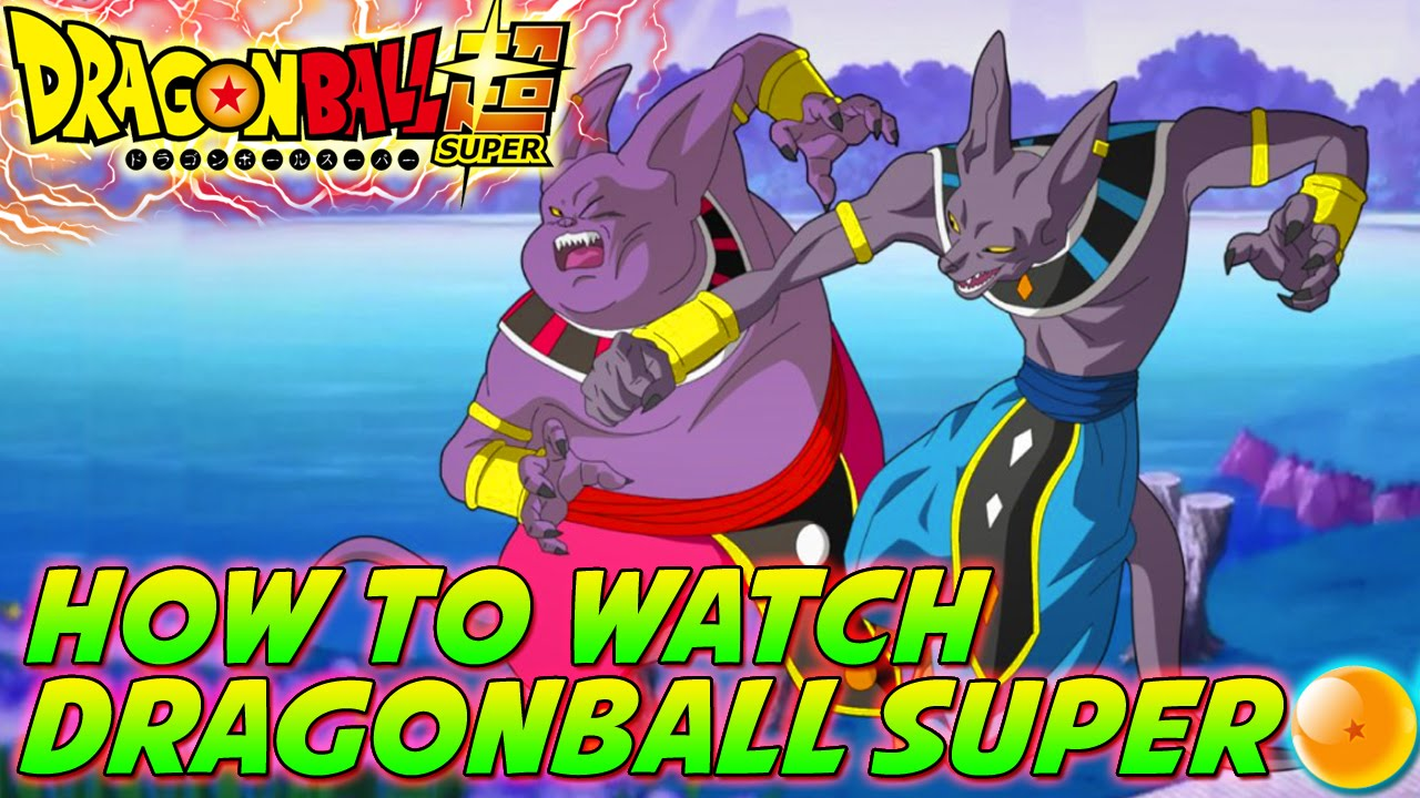 Dragonball Super Watch