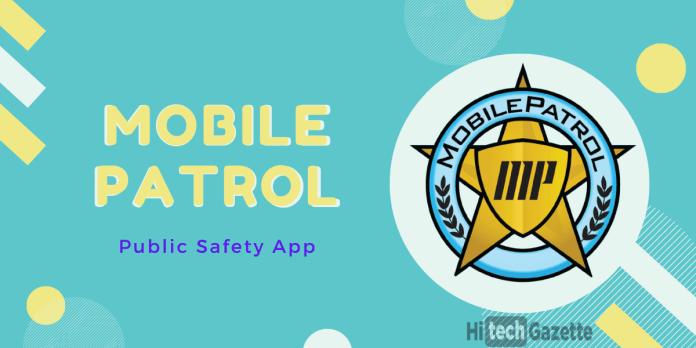 Mobile Patrol App