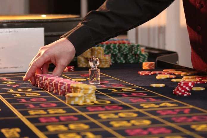 Roulette, Table, Chips, Casino, Game, Gambling, Winner
