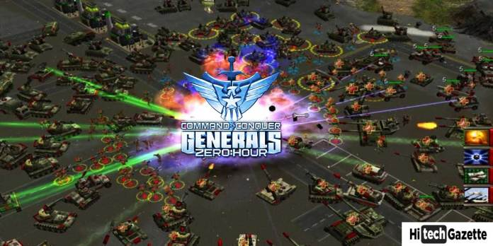 Command and Conquer Generals