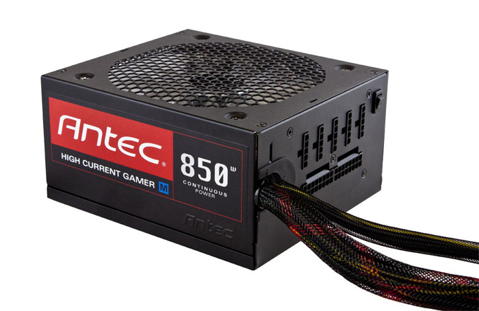 Antec Launches New Power Supply Units